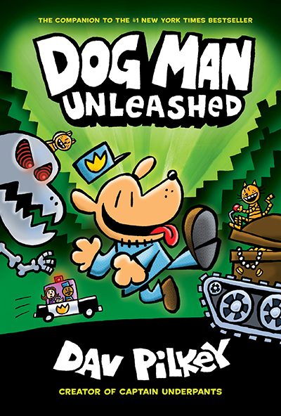 DOG MAN Unleashed!